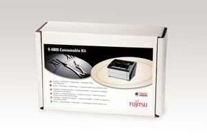 Consumable Kit for the Fujitsu fi-6800 2 pk - Part # CON-3575-002A | Free Delivery | www.bmisolutions.co.uk