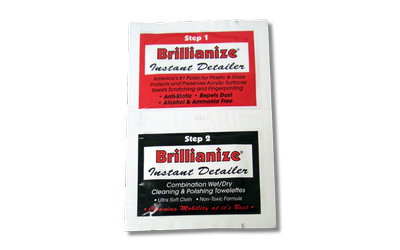 Kodak Brillianize Detailer Wipes | Free Delivery | www.bmisolutions.co.uk