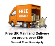 Free UK Mainland delivery on orders over £99